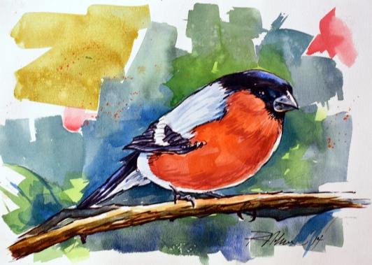 Demo Bird