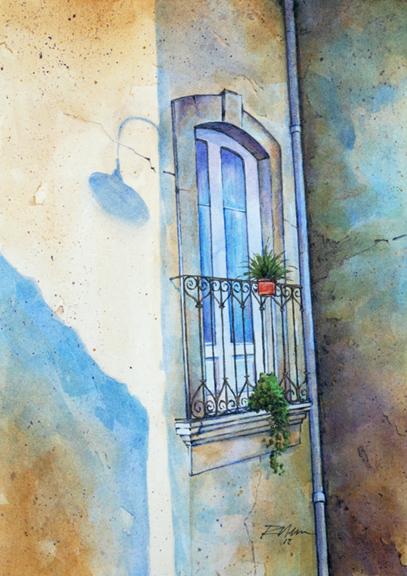 Sicilian Window